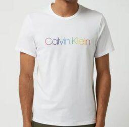 Calvin Klein Underwear T-Shirt mit Stretch-Anteil in 2 Farben für 21,99€ (statt 29€)