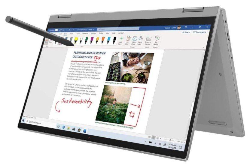 Lenovo IdeaPad Flex 5 14ITL 2in1 14FHD 7505 (4GB/128GB SSD, Win10 S) für 299€ (statt 366€)