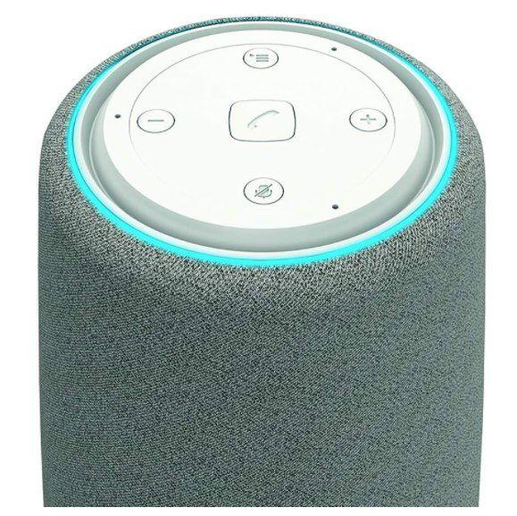 Gigaset L800HX Smart Speaker mit eingebautem Telefon und Alexa für 69,99€ (statt 148€)