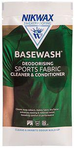Gratis ausprobieren: Nikwax BaseWash® abfassen
