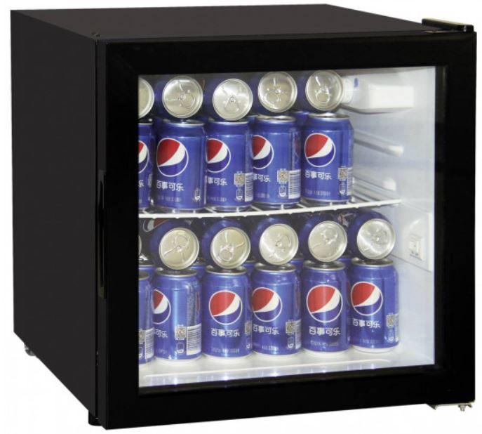 Pocoline LC 52 Getränkekühlschrank mit Glastür ab 66,99€ (statt 100€)
