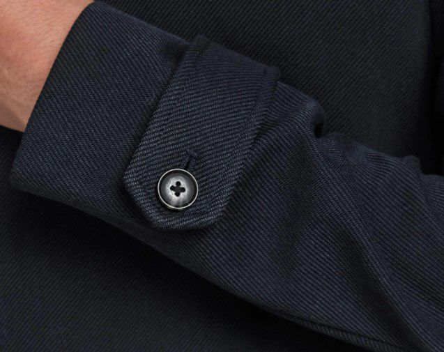 JACK & JONES Mantel Blamelton in Navy für 83,99€ (statt 120€)