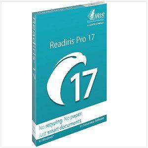 Pearl: Iris Readiris Pro 17 gratis (statt ca. 95€) + 5,95€ VSK