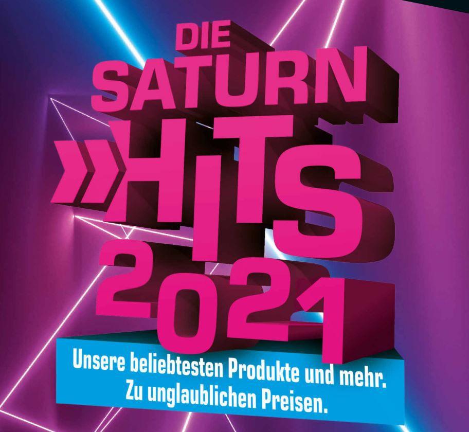 Saturn Hits 2021 Aktion: z.B. HUAWEI Matebook D 15 Notebook für 489€ (statt 587€)