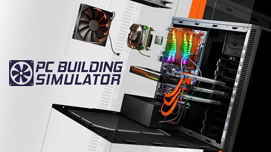 Epic Games: PC Building Simulator (IMDb 5,2/10)