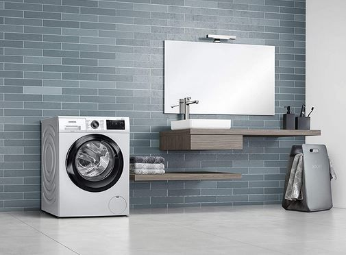 Siemens WM14URFCB iQ500 Waschmaschine (9kg 1.400U/min) für 424€ (statt 520€)
