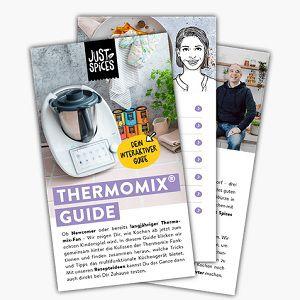 Von Just Spices Thermomix Guide kostenlos abholen