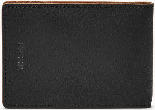 FOSSIL Herren Geldbörse Tate mit RFID Schutz für 8,92€ (statt 45€)