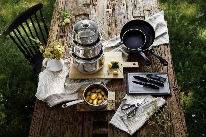 WMF Serie Diadem Plus 10 teiliges Kochtopfset für 143,85€ (statt 268€)