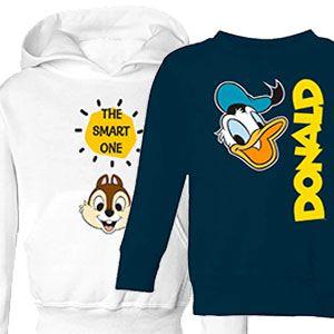 Disney Kinder Hoodies & Pullover in versch. Motiven für je 17€ (statt 32€)