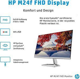 HP M24f 24 Zoll Full HD Monitor für 129€ (statt 154€)