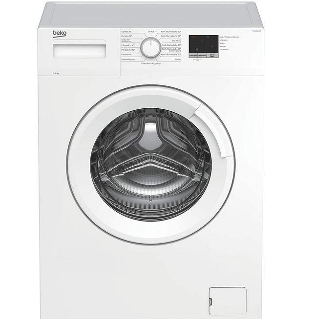 BEKO WML61223N1 6kg Waschmaschine 1.200 U/min für 229€ (statt 269€)
