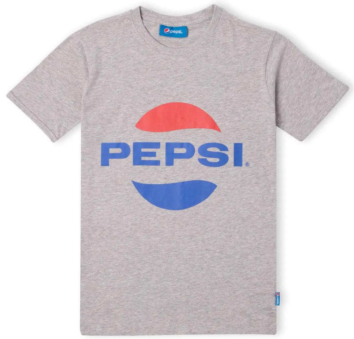 Pepsi Logo Herren T Shirt für 8,99€ (statt 21€)
