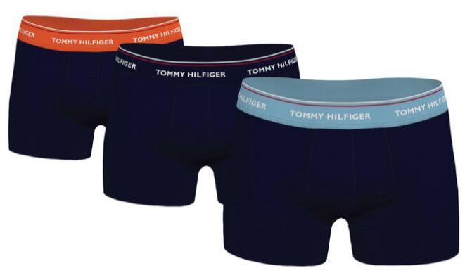 3er Pack Tommy Hilfiger 3P Trunk Retropants für 27€ (statt 35€)