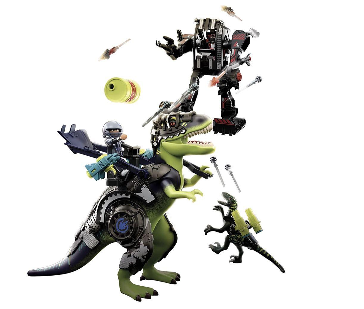 PLAYMOBIL 70624   Dino Rise Gefecht der Giganten für 35,99€ (statt 42€)
