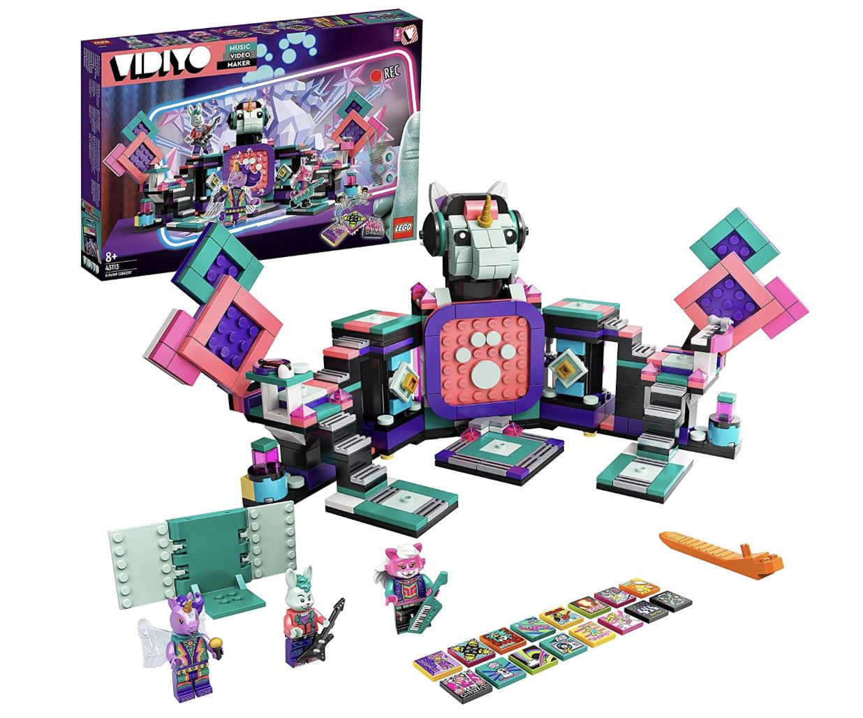 LEGO 43113 Vidiyo   K Pawp Concert für 17,99€ (statt 27€)   Prime