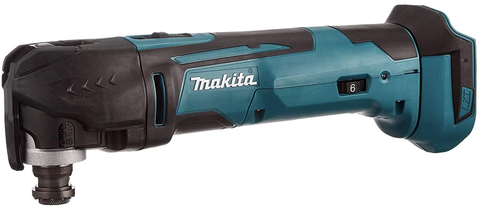 Makita Multifunktionswerkzeug ohne Akku, ohne Ladegerät, ohne Zubehör für 90,47€ (statt 105€)