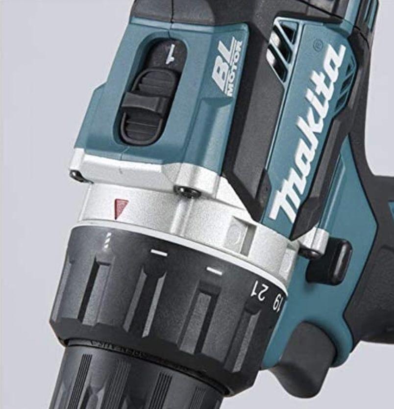 Makita DDF484Z Akku Bohrschrauber 18 V ohne Akku & ohne Ladegerät für 69,60€ (statt 82€)
