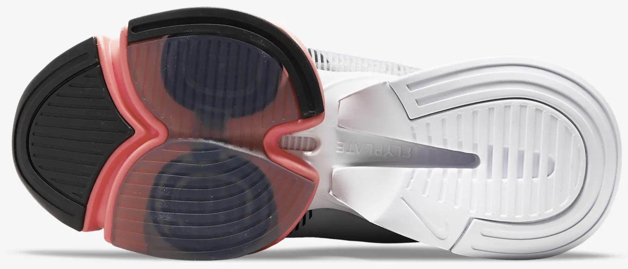 Nike Air Zoom SuperRep 2 Herren Trainingsschuhe in Weiß/Rot für 67,18€ (statt 97€)