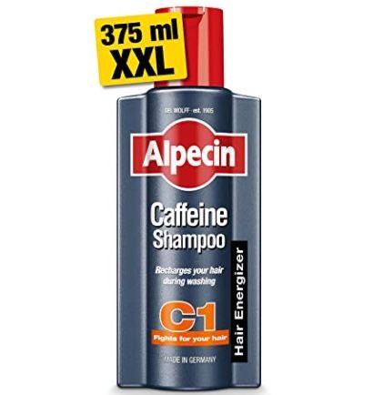 5x Alpecin XXL Coffein Shampoo C1 (je 375ml) für 25,27€ (statt 34€)   Sparabo