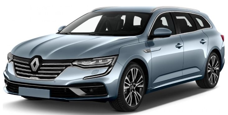 Privat: Renault Talisman Grandtour Zen TCe mit 158 PS für 145€ mtl.   LF: 0.41
