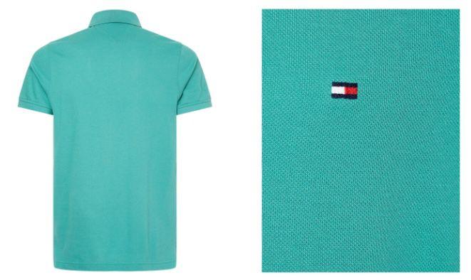 Restposten: Tommy Hilfiger 1985 Slim Fit Poloshirt für 36,70€ (statt 56€)