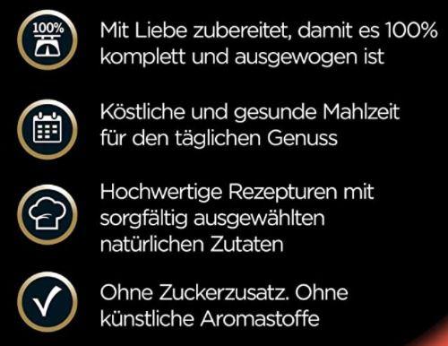 14x Cesar Hunde Nassfutter Klassiker mit saftigem Rind und Leber für 5,19€ (statt 14€)
