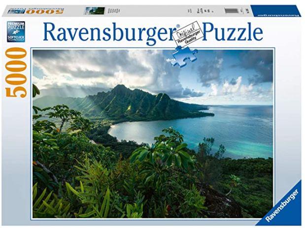 Ravensburger Puzzle Atemberaubendes Hawaii mit 5.000 Teilen für 53,98€ (statt 67€)