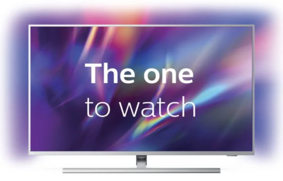 Philips 65PUS8555   65 Zoll UHD Fernseher mit 3 seitigem Ambilight für 799€ (statt 1.049€)