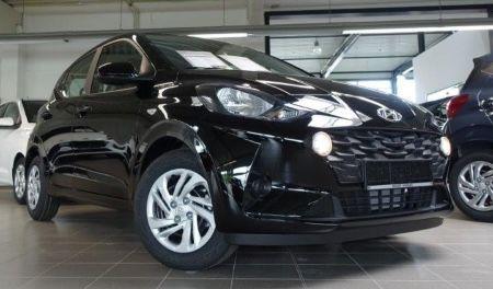 Privat: Hyundai i10 Select 1.0 für 79€ mtl.   LF: 0.58
