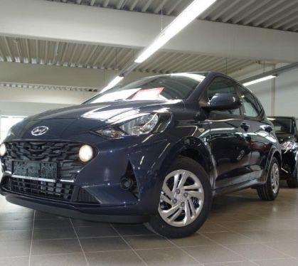 Privat: Hyundai i10 Select 1.0 für 79€ mtl. – LF: 0.58