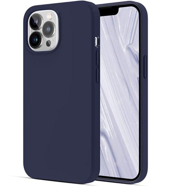 PULEN iPhone 13 Pro Silikon-Hülle für 4,99€ (statt 12€) – Prime