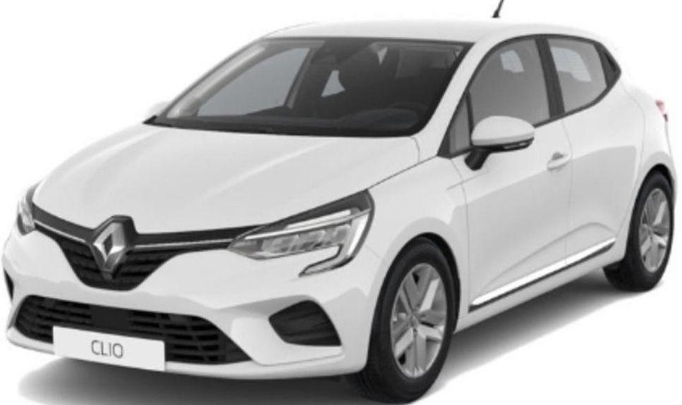Privat: Renault Clio V Life SCe mit 65 PS für 84,21€ mtl.   LF: 0.57
