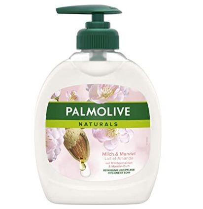 5x Palmolive Naturals zarte Pflege mit 100% natürlicher Mandel für 4,69€ (statt 6€)   Prime Sparabo