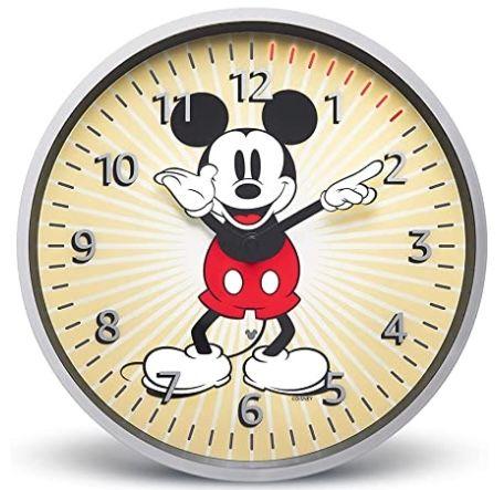 Amazon Echo Wall Clock Micky Maus Sonderedition für 37,49€ (statt 50€)