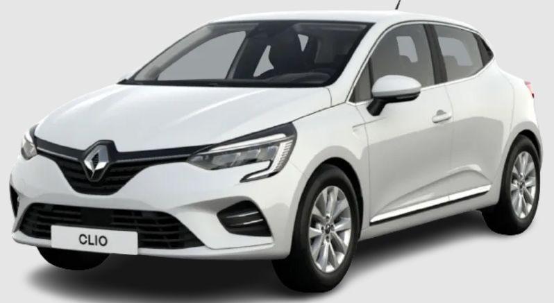 Privat: Renault Clio TCe 90 X tronic mit 91 PS für 124€ mtl.   LF: 0.56
