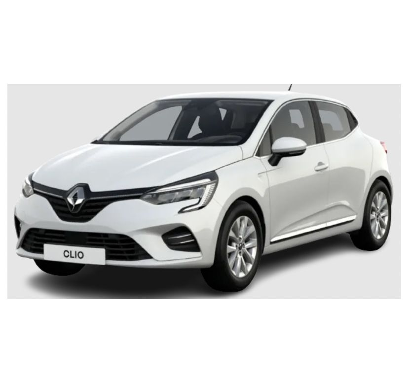 Privat: Renault Clio TCe 90 X-tronic mit 91 PS für 124€ mtl. – LF: 0.56