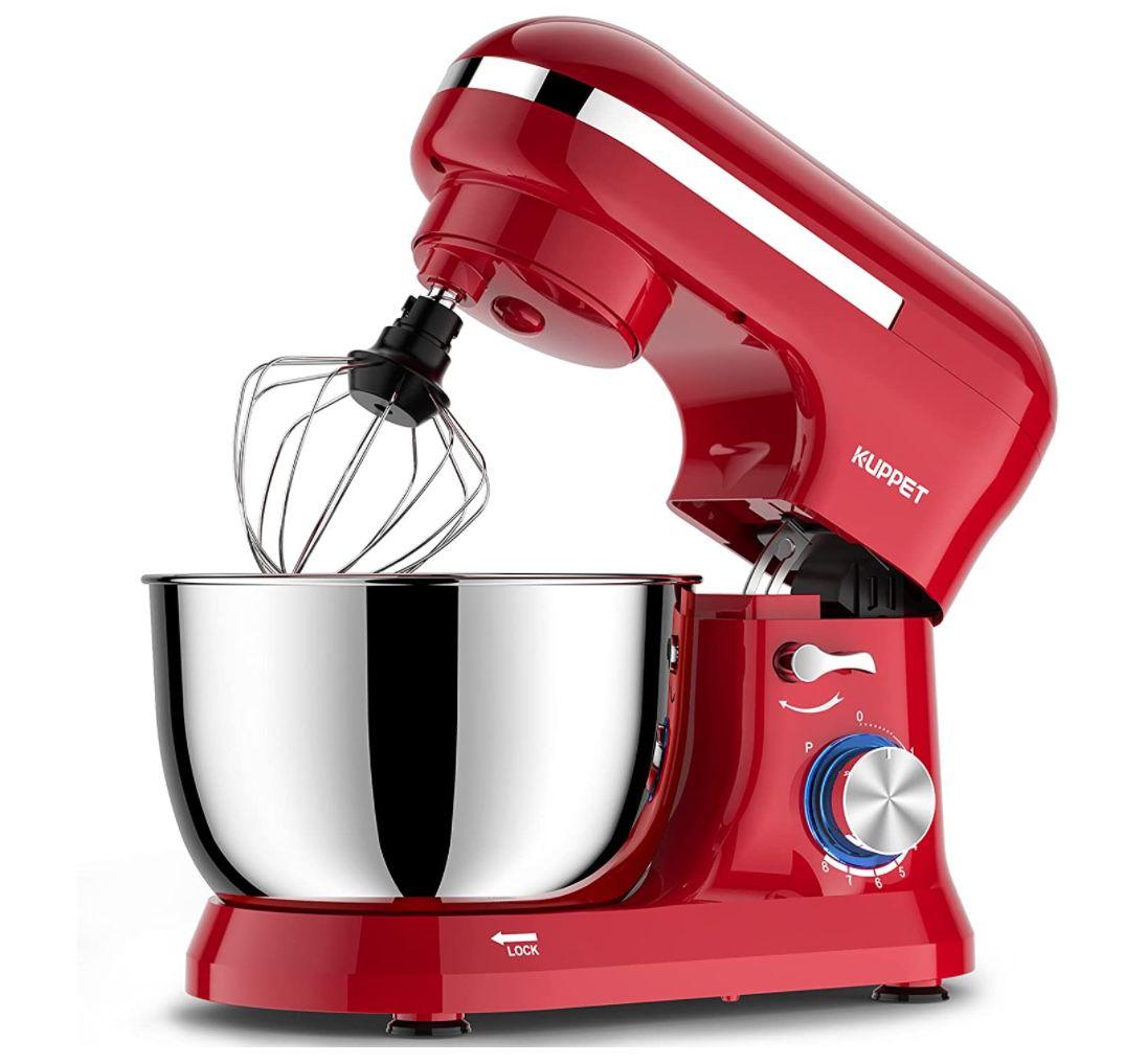 Vospeed Küchenmaschine mit 4,5L Schüssel für 69,99€(statt 140€)