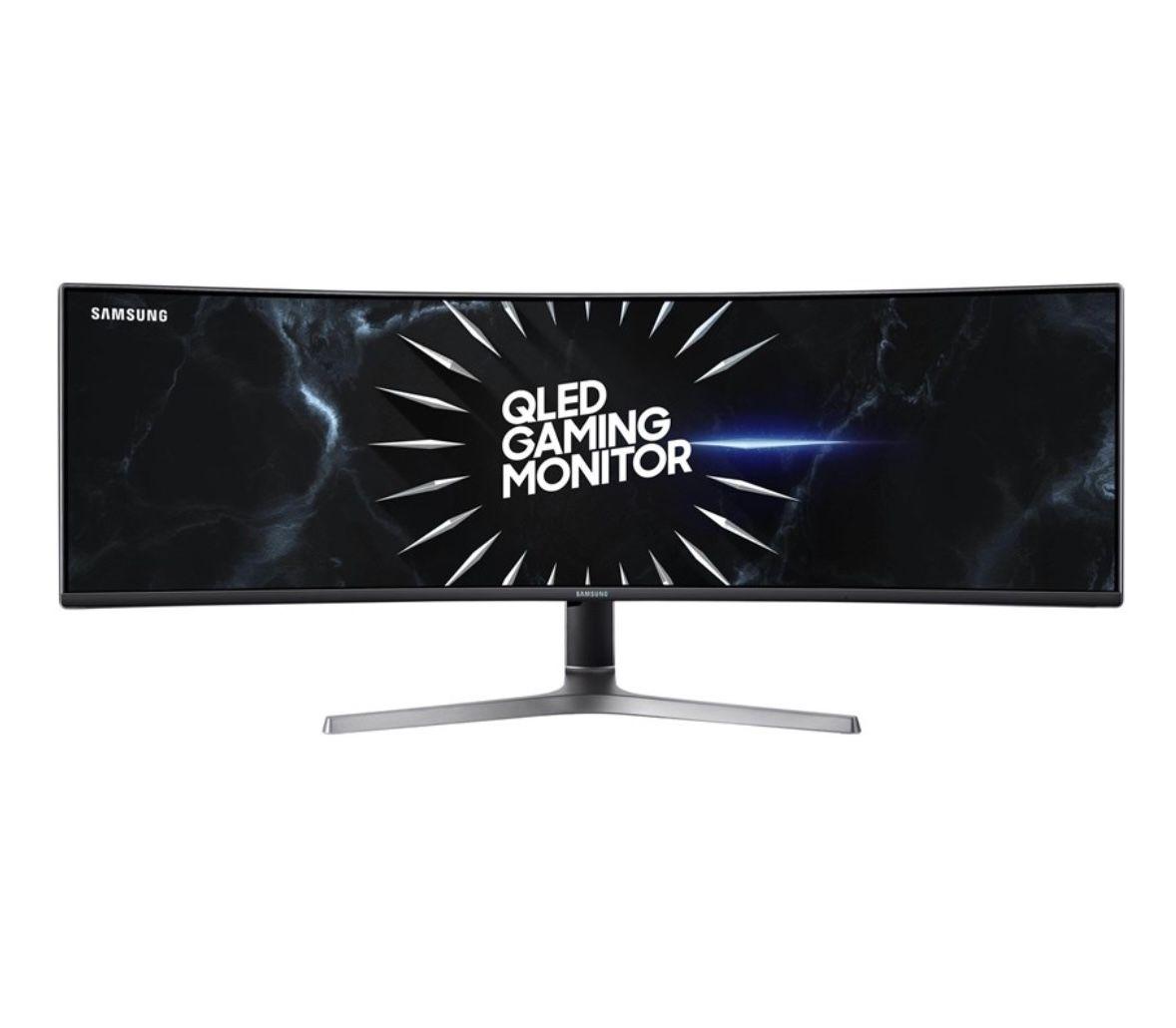 SAMSUNG C49RG94SSU – 49 Zoll Gaming Monitor mit 4ms Reaktionszeit & 120Hz für 823,52 (statt 949€)