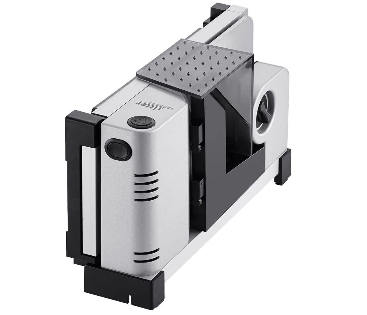 ritter icaro 7 elektrischer Allesschneider mit ECO Motor für 136,96€ (statt 163€)