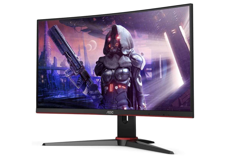 AOC Gaming C24G2AE – 24 Zoll FHD Curved Monitor für 164,69€ (statt 188€)