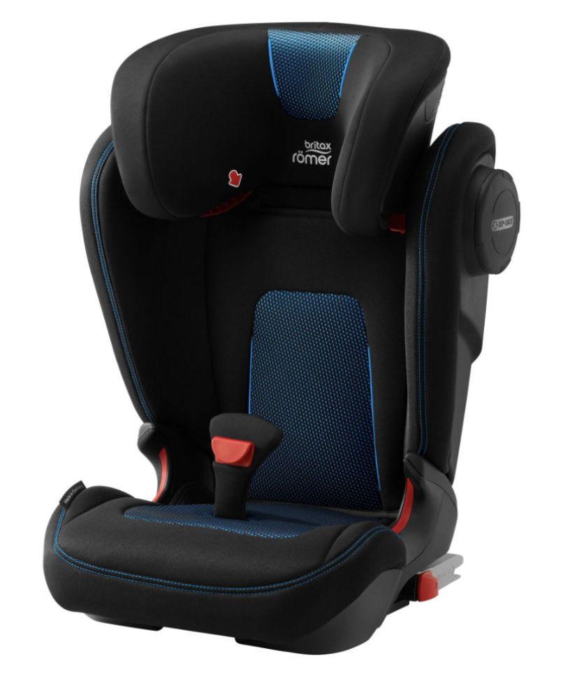 Britax Römer KidFix III M Kindersitz in Cool Flow Blue für 154,69€ (statt 199€)