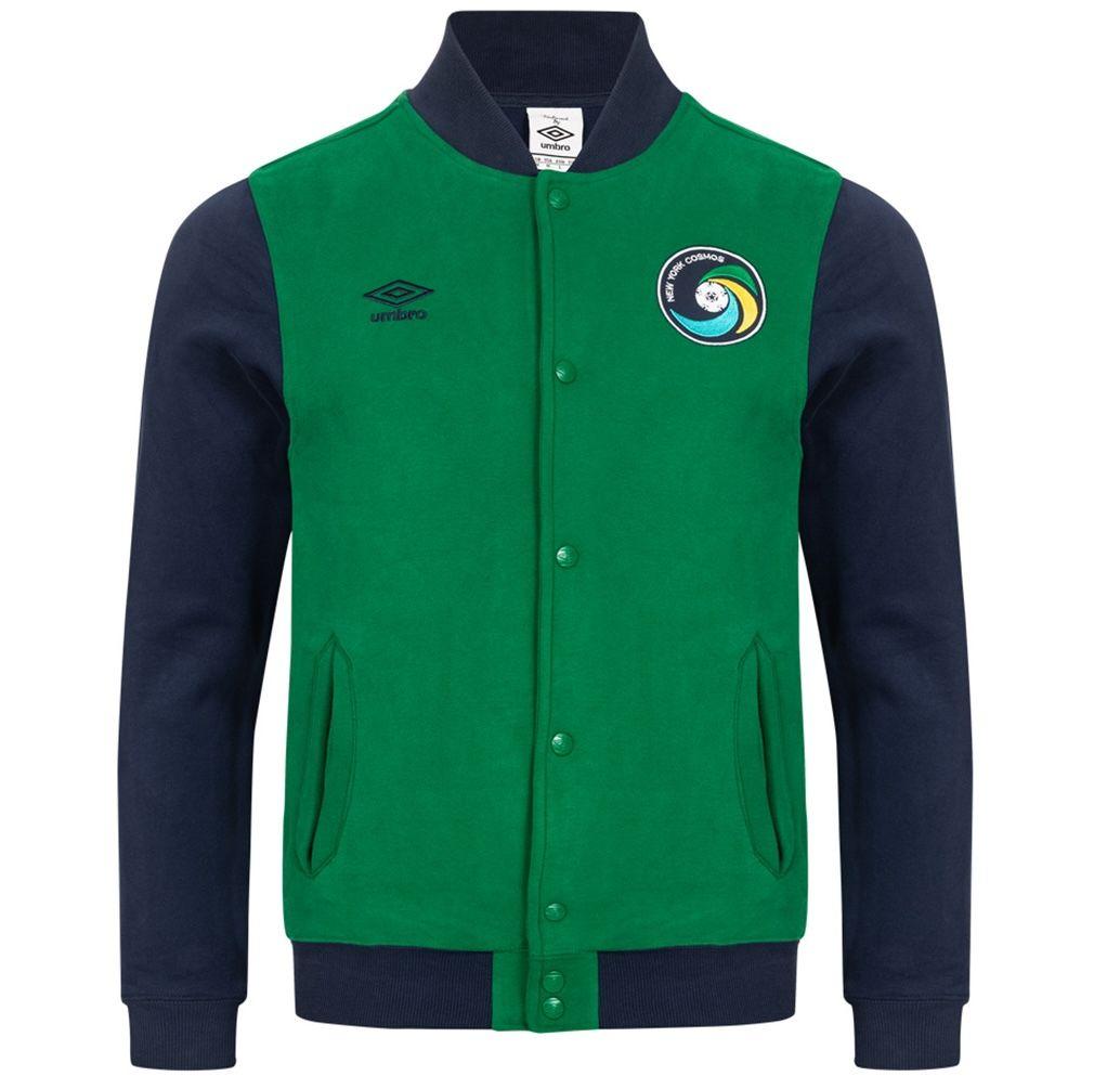 New York Cosmos Umbro Herren Vintage Jacke für 23,94€ (statt 47€)