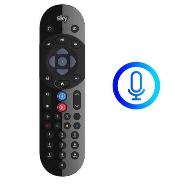 Sky Q Kunden: Sprachfernbedienung GRATIS bestellen