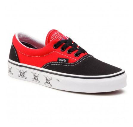Vans Era New Varsity Low-Top Sneaker mit Totenköpfen auf der Sohle für 38€ (statt 55€)