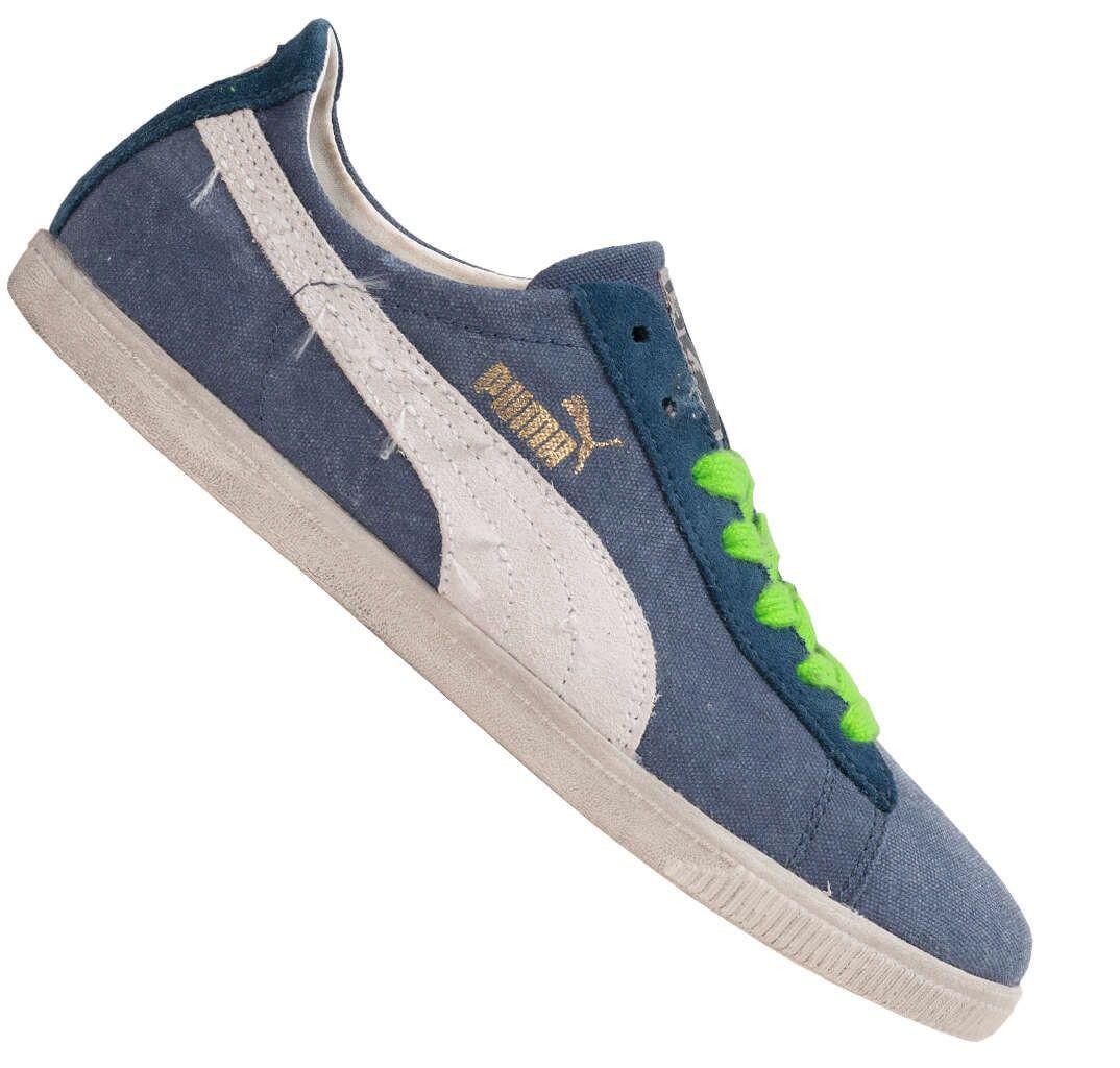 Puma Glyde Canvas Washed Wildleder Sneaker für 26,94€ (statt 35€)