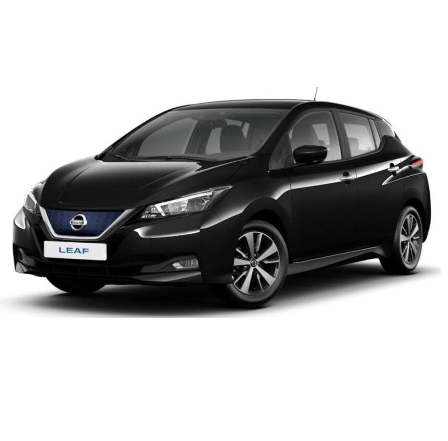 Privat: Nissan Leaf Acenta Elektro inkl. Winterpaket für 139€ mtl. – LF: 0.42