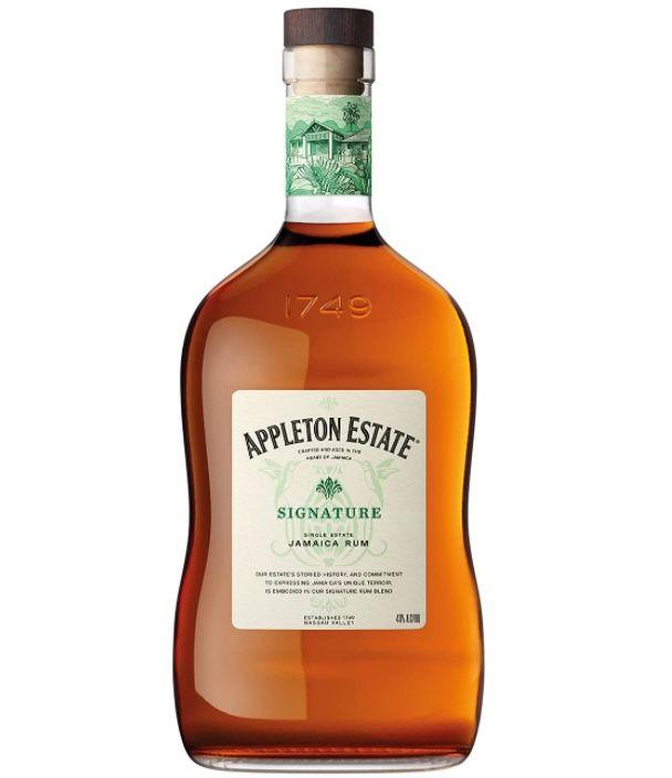 Appleton Estate Signature Blend Rum für 13,20€ (statt 21€) – Prime