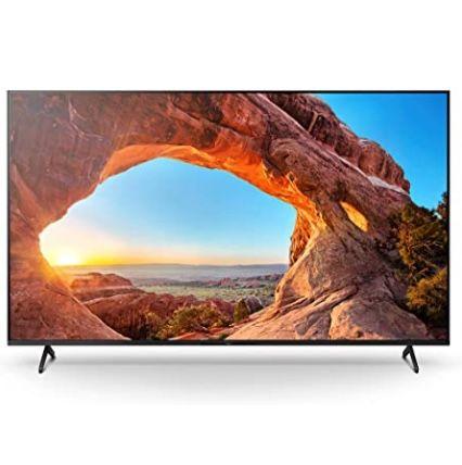 Sony KD-55X85J – 55 Zoll UHD Android Fernseher (Modell 2021) für 699€ (statt 919€)