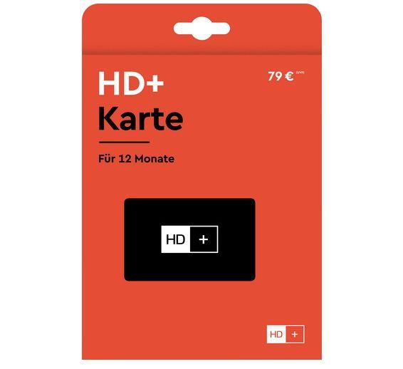 12 Monate HD Plus HD+ Karte für 63€ (statt 74€)